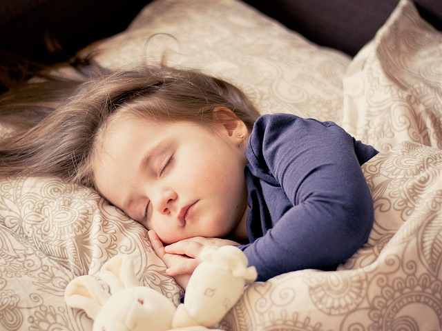 朝活のメリットのために夜は眠る