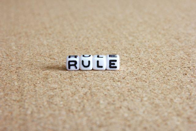 ものまね投資では自分のルール作りが必要