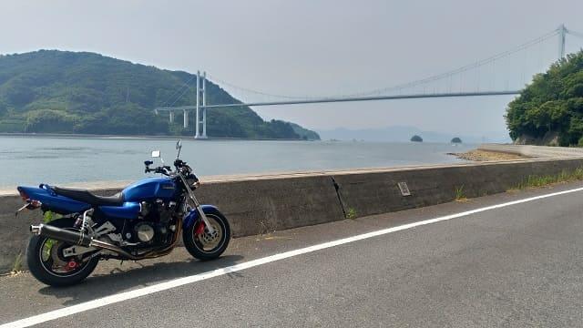 長大の豊島大橋